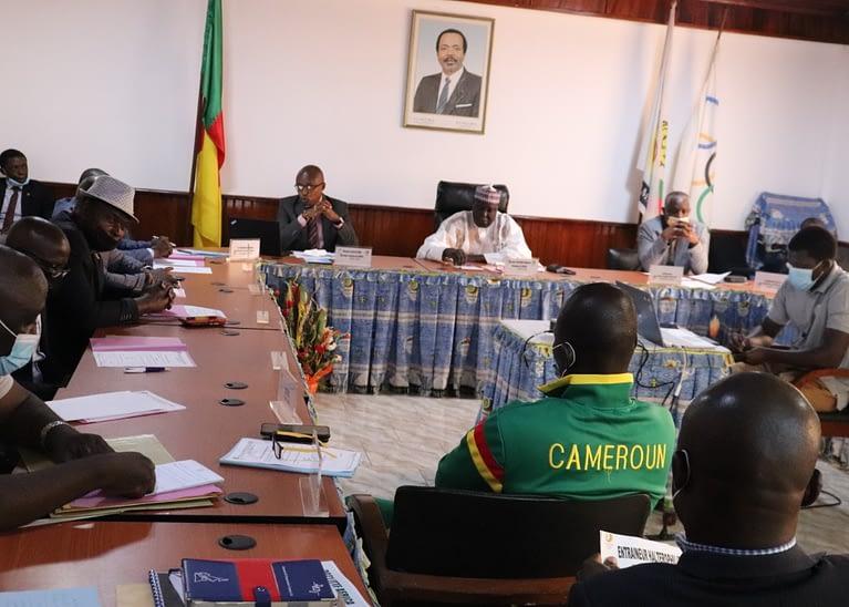 Le CNOSC évalue la participation de la Team Cameroon aux J.O. TOKYO 2020